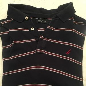 Men's Medium Nautical Polo